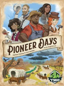 Pioneer Days (Special Offer)